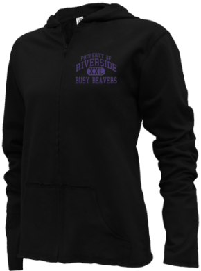 Riverside Elementary School Girls Zipper Hoodies