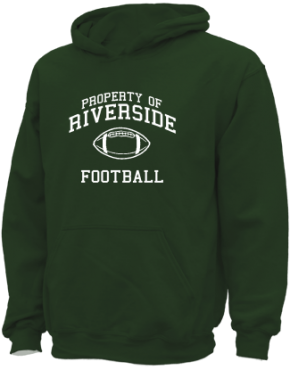 Riverside Middle School Kid Hooded Sweatshirts