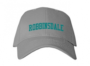 Robbinsdale Middle School Kid Embroidered Baseball Caps