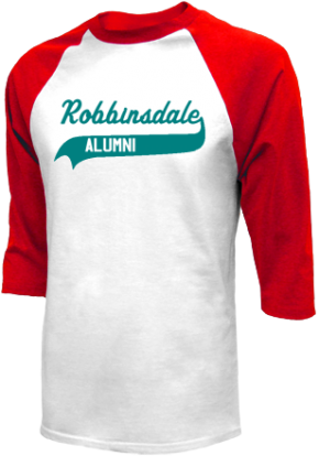 Robbinsdale Middle School Raglan Shirts