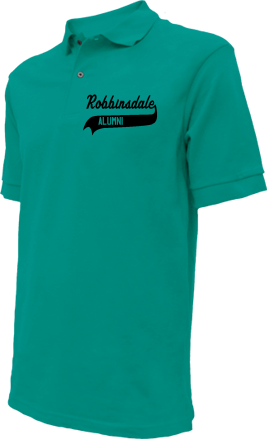 Robbinsdale Middle School Embroidered Polo Shirts