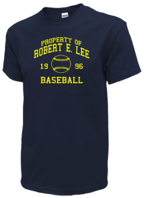 Robert E. Lee High School T-Shirts