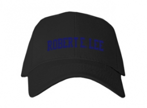 Robert E. Lee High School Kid Embroidered Baseball Caps