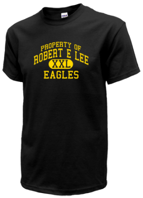 Robert E Lee Junior High School T-Shirts