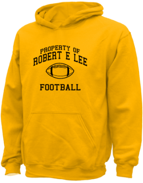 Robert E Lee Junior High School Kid Hooded Sweatshirts