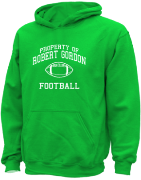 Robert Gordon Elementary School Kid Hooded Sweatshirts