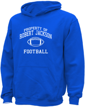 Robert Jackson Elementary School Kid Hooded Sweatshirts