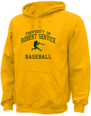 Robert Service High School Hoodies