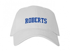 Roberts Elementary School Kid Embroidered Baseball Caps