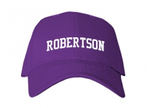 Robertson Elementary School Kid Embroidered Baseball Caps