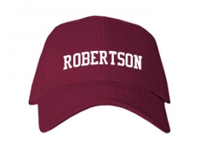 Robertson High School Kid Embroidered Baseball Caps