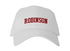 Robinson High School Kid Embroidered Baseball Caps