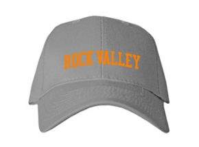 Rock Valley High School Kid Embroidered Baseball Caps