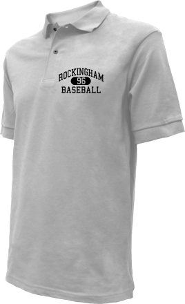 Rockingham High School Embroidered Polo Shirts