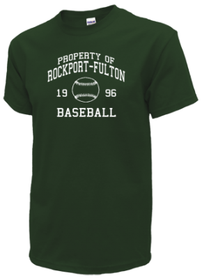 Rockport-fulton High School T-Shirts