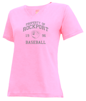 Rockport High School V-neck Shirts