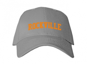 Rockville High School Kid Embroidered Baseball Caps