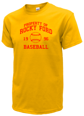 Rocky Ford High School T-Shirts