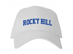 Rocky Hill High School Kid Embroidered Baseball Caps