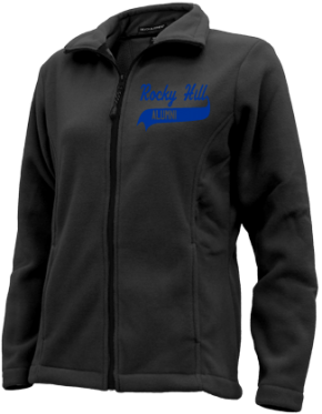 Rocky Hill Middle School Embroidered Fleece Jackets