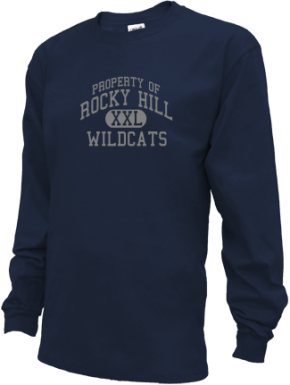 Rocky Hill Middle School Kid Long Sleeve Shirts
