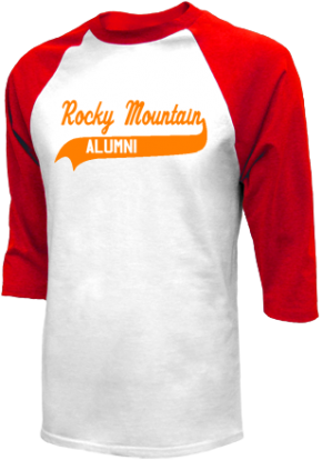 Rocky Mountain Elementary School Raglan Shirts