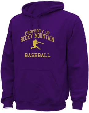 Rocky Mountain High School Hoodies
