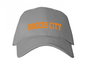 Rogers City High School Kid Embroidered Baseball Caps