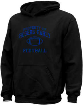 Rogers Early Elementary School Kid Hooded Sweatshirts
