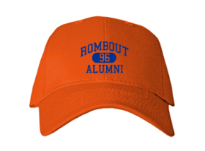 Rombout Middle School Embroidered Baseball Caps