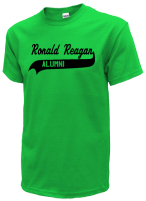 Ronald Reagan Elementary School T-Shirts