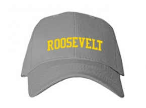 Roosevelt High School Kid Embroidered Baseball Caps