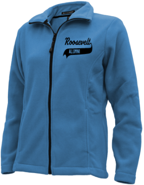 Roosevelt Middle School Embroidered Fleece Jackets