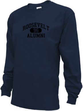 Roosevelt Middle School Long Sleeve Shirts
