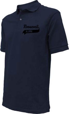 Roosevelt Middle School Embroidered Polo Shirts