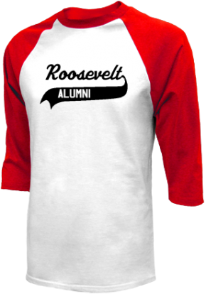 Roosevelt Middle School Raglan Shirts