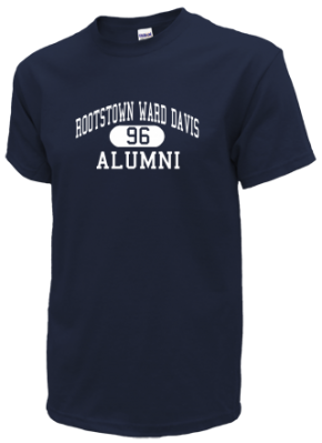 Rootstown/ward Davis High School T-Shirts
