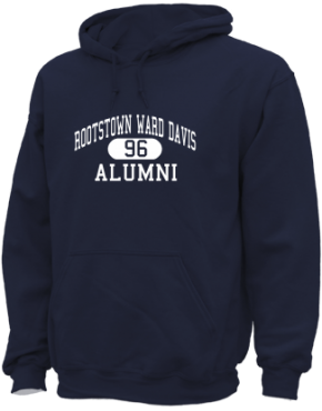 Rootstown/ward Davis High School Hoodies