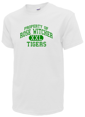 Rose Witcher Elementary School T-Shirts