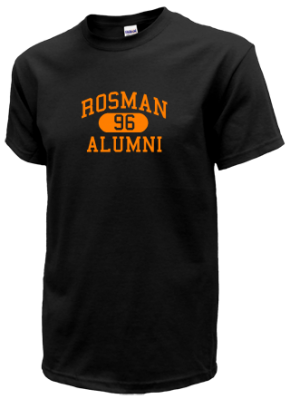 Rosman Middle School T-Shirts