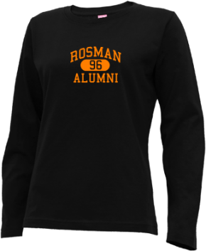 Rosman Middle School Long Sleeve Shirts