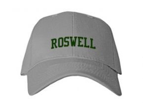 Roswell High School Kid Embroidered Baseball Caps