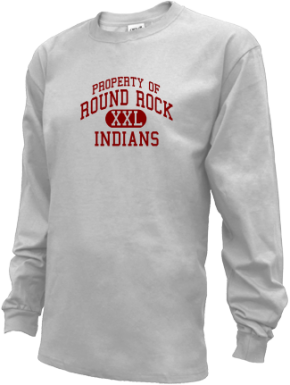 Round Rock Elementary School Kid Long Sleeve Shirts
