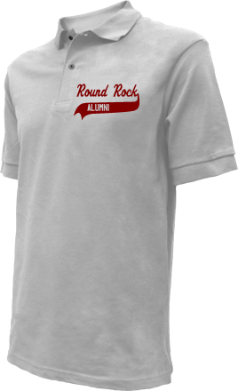 Round Rock Elementary School Embroidered Polo Shirts