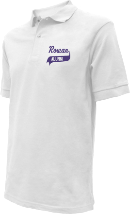 Rowan Middle School Embroidered Polo Shirts
