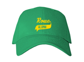 Rowe Middle School Embroidered Baseball Caps