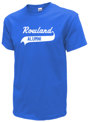 Rowland Middle School T-Shirts