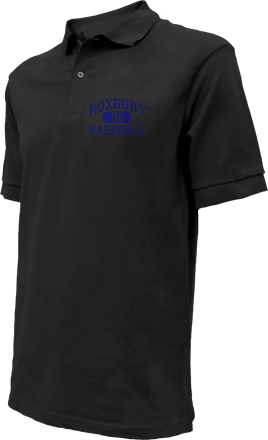 Roxbury High School Embroidered Polo Shirts
