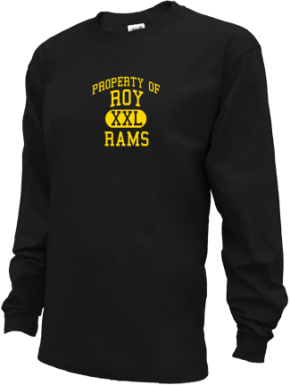 Roy Elementary School Kid Long Sleeve Shirts