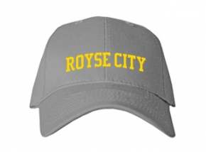 Royse City High School Kid Embroidered Baseball Caps